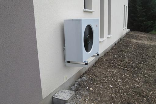 Installation de climatisaiton